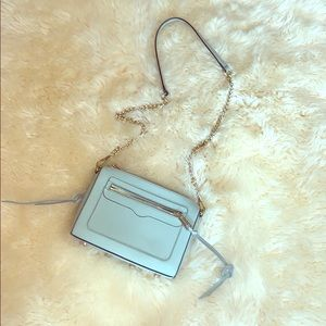 Rebecca Minkoff Spring Mint Blue Crossbody Bag